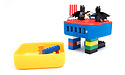 Team Group komt met kleurrijke USB-oplaadhub in Lego-stijl