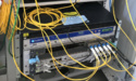 100 gigabit op de poldercamping