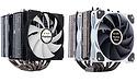 Nieuwe Phantom-serie CPU-koelers bij Gelid