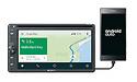 Sony heeft nieuw infotainmentsysteem met Android Auto en CarPlay gereed