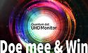 Samsung Quantum Dot monitoren - een sprong voorwaarts in kleurweergave. Win een Samsung U28H750 monitor met Quantum Dots!