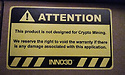 Inno3D waarschuwt gebruikers voor garantieverlies bij cryptomining