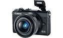Canon lanceert betaalbare EOS-M-camera: M100