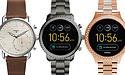 IFA: Fossil lanceert Q Venture, Q Explorist en Q Commuter smartwatches
