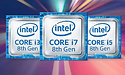 Europese webshops vermelden prijzen Intel Coffee Lake-processors