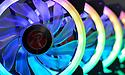 Nieuwe Iris 12 Rainbow RGB casefans bij Raijintek