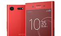 Sony brengt rode Xperia XZ Premium naar Europa