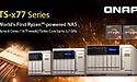 QNAP start met levering van NAS-systemen met Ryzen-processors
