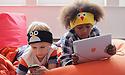 Snuggly Rascals hoofdband met ingebouwde hoofdtelefoon voor kinderen nu beschikbaar