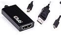 Club 3D introduceert DP-naar-HDMI adapters met ondersteuning voor HDR