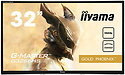 Iiyama lanceert 31,5-inch gebogen 1080p-scherm met 144Hz