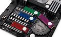 EK geeft koelblokken voor M.2 NVMe SSD's een kleurtje