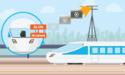 Samsung haalt downloadsnelheid van 1,7 Gbit/s via 5G in rijdende trein