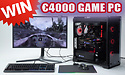 Winnaar 4000 euro Game PC!