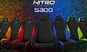 Nitro Concepts S300: gamestoel met verbeterd ontwerp