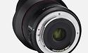 CES: Samyang lanceert AF 14mm F2.8 EF, zijn eerste autofocus lens voor Canon