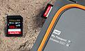 CES: Western Digital draadloze SSD kopieert SD-kaartjes met druk op de knop