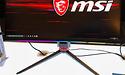 """CES: MSI rust 27"""" 1440p gaming-monitor uit met nuttige RGB-ledstrip"""