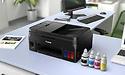 CES: Nieuwe Pixma G-serie printers met hervulbare inkttanks bij Canon