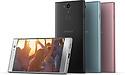 Prijzen Sony Xperia XA2, XA2 Ultra en L2 smartphones verschijnen online
