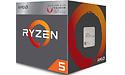 Verpakkingen AMD Raven Ridge desktop APU's gepubliceerd: Ryzen 3 & 5