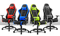 Nieuwe gamingstoel van Sharkoon komt beschikbaar in 4 kleuren