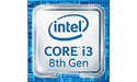 Intel introduceert 15-watt dual-core i3-8130U met 3,4GHz boostklok