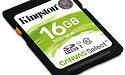 Kingston vernieuwt assortiment geheugenkaartjes, geeft ze andere namen