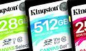 Kingston Digital komt met nieuwe 'Canvas-serie' geheugenkaarten