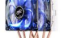 DeepCool introduceert FrosTwin LED CPU-koeler