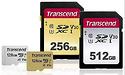 Transcend lanceert 300S- en 500S-geheugenkaartjes