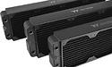 Thermaltake introduceert 360, 420 en 480 mm lange koperen radiators