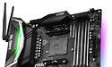 Foto's MSI X470 Gaming Pro Carbon AC en ASUS ROG Crosshair VII Hero moederborden verschijnen online