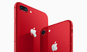 Apple introduceert rode iPhone 8 en iPhone 8 Plus