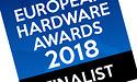 Dit zijn de finalisten voor de European Hardware Awards 2018!