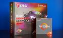Hardware.Info Abo Giveaway: win een AMD Ryzen 7 1700X en MSI B350 Gaming Pro Carbon moederbord