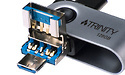 Patriot combineert USB Type-C, Type-A en Micro USB in enkele flash drive