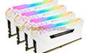 Corsair rust Vengeance Pro RGB-geheugen uit met uitbundige verlichting