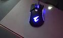 Computex: Nieuwe voeding, gaming muis en muismat bij Gigabyte