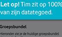 Vodafone Red Together maakt één grote databundel mogelijk voor familieleden