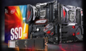 Asus biedt cashback tot €200 bij Z370-moederborden in combinatie met Intel-SSD's