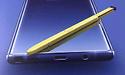 Reclameposter laat Samsung Galaxy Note 9 zien met vertrouwd uiterlijk