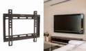 Ewent brengt reeks goedkope TV-wandbeugels uit, met en zonder draaipunten