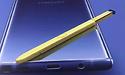 Samsung S Pen van Galaxy Note 9 krijgt Bluetooth en accu