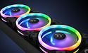 Thermaltake Riing Trio 12 RGB kan met Amazon Alexa bediend worden