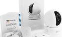 Ezviz introduceert ez360 Plus: draai- en kantelbare wificamera