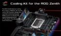 Asus gaat X399-kits met extra koeling leveren voor Threadripper 2