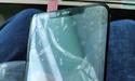 Voorpanelen Huawei Mate 20 en 20 Pro op de foto