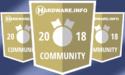 Stem nu voor de Hardware.Info Community Awards 2018 en win een game-PC t.w.v. € 3.000!