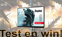 Test en win een van de 6 iiyama 144 Hz G-Master Red Eagle monitoren!